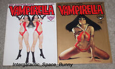 1979 Warren Vampirella Japan Japanese Graphic Novel Paper Back & Poster #1 & #2
