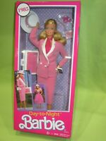 FJH73 Barbie DAY TO NIGHT 2017 Vintage 1985 REPRO Reproduction Doll NRFB