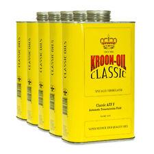 5 (5x1) Liter KROON OIL ATF F/ Oldtimer/ Youngtimer Automatik Öl / Getriebeöl