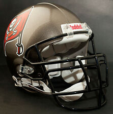WARREN SAPP Edition TAMPA BAY BUCCANEERS Riddell AUTHENTIC Football Helmet