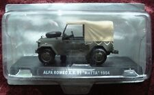 """DeAgostini 1:43 Alfa Romeo AR 51 """"Matta""""  Die Cast Model - 1954 CAB15"""