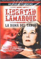 Libertad Lamarque La Dama Del Tango Un Homenaje    BRAND NEW SEALED  DVD
