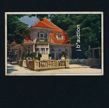 STUTTGART Bauausstellung 1908 Architektur Architecture Gaststätte * AK #6