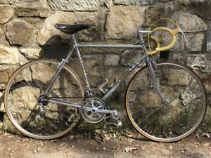 1971 Colnago Road Bike, Original Chrome, 56 cm