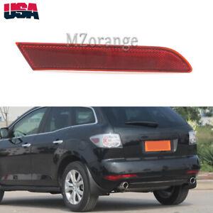 US Left Driver Rear Bumper Lamp Reflector Light For Mazda CX-7 CX7 2010 2011 12