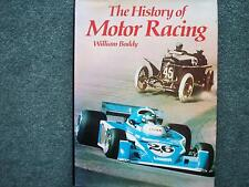 THE HISTORY OF MOTOR RACING BY WILLIAM BODDY