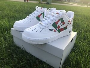 Custom Air Force 1 Sz 10.5