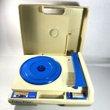 Fisher Price Vintage 1978 #825 Portable Record Player Phonograph Turntable Kids