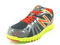 New Balance Boys Shoes K2750BGY/GYY/BRY Runnig Sneakers Black/Green Medium Moyen