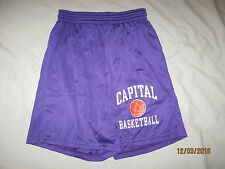 Capital University Crusaders Basketball Shorts Adult Small? Women's Kids Youth