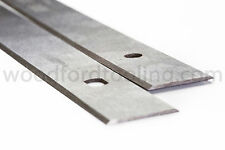 1Pair Record Power PT260 260mm Double Edged Disposable HSS Planer Blades - BEST