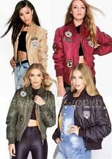 Unbranded Polyester Women's Biker Jackets