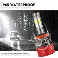 2pcs 9005 6000K LED Auto Scheinwerfer Scheinwerfer Nebelscheinwerfer Hi-Lo Beam
