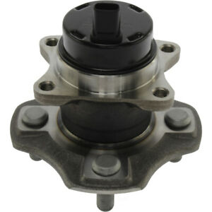 Wheel Bearing and Hub Assembly-Premium Hubs Rear Centric 407.44005