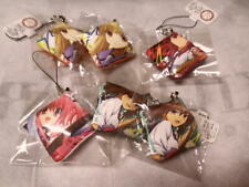 Angel Beats Screen Cleaner Mascot Cell Strap Lot Official Japan Anime Cute Girl