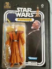 Hasbro Star Wars The Black Series Lucasfilm 50th Ben (Obi-Wan) Kenobi Figure (F?