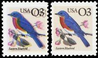 2478b, MNH 3¢ With Double Impression MAJOR ERROR - Stuart Katz