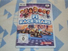 F1 Race Stars (PC, 2012) NUOVO OVP