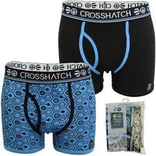 Vêtements boxers Crosshatch pour homme