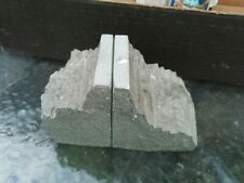 Stone Type Bookends # 1