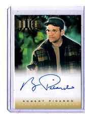 Outer Limits A8 Robert Picardo  auto card