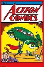 SUPERMAN - ACTION COMIC #1 - COMIC BOOK COVER POSTER - 24x36 DC COMICS 13753