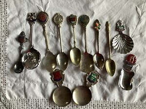 Tea/caddy spoons as shown in images