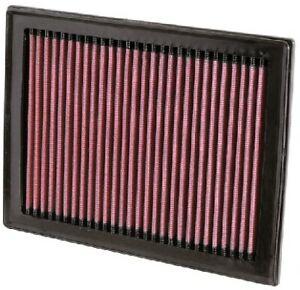 K&N Hi-Flow Performance Air Filter 33-2409 fits Nissan X-Trail 2.5 4x4 (T31)