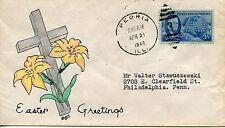 ETATS UNIS / USA / PEORIA 1946 / EASTER GREETINGS / PHILADELPHIA