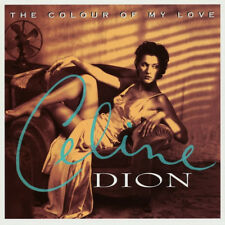 CELINE DION ~ The Colour of My Love ~ CD Album ~ VGC ~ FREE POST!