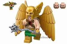LEGO SUPER HEROES DC COMICS - MINIFIGURA HAWKMAN SET 76028 - ORIGINAL MINIFIGURE