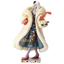 Disney Traditions Jim Shore Ornament Cruella Figurine 101 Dalmations Figure