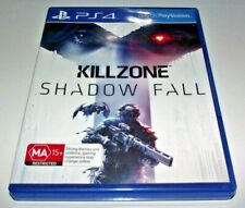 Killzone Shadow Fall Sony PS4 PAL *Complete*