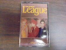 "NEW SEALED ""The Human League"" Crash Cassette Tape (G)"