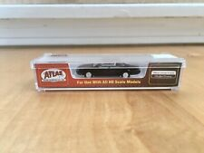 Atlas 1:87 Model Rail Road 1996 Ford Taurus Midnight Red #1280 HO Scale