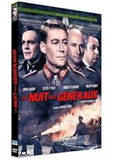 DVD : La nuit des généraux - NEUF