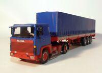 GOLDEN OLDIES 4340 Scania Vabis LT 76 mit Muldenkipper 1:50