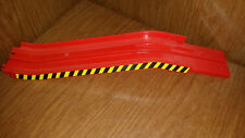 Replacement Part Red Ramp Track Piece only Vintage 1977 Tomy Big Loader Toy 5001