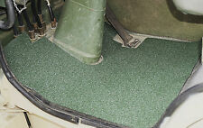 MILITARY LMTV FMTV TRUCK DRIVERS FOOT WELL FLOOR MAT M1078 M1088 M1083 M1079 A1