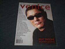 2001 JULY VENICE MAGAZINE - BEAT TAKASHI - SP 6191