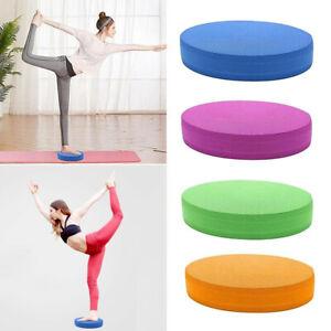 TPE Soft Foam Balance Pad Yoga Exercise Mat Non-slip Fitness Stability Training