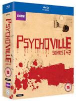 Psychoville Serie 1 A 2 Collezione Completa Blu-Ray Nuovo (BBCBD0145)