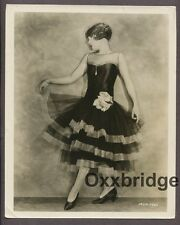 NICKOLAS MURAY Vanity Fair Fashion Photo 1927 Pauline Starke Flapper Art Deco