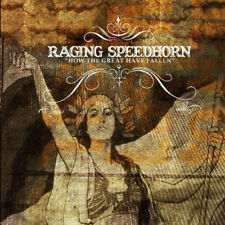 Raging Speedhorn-How The Great Have Fallen CD 2005 Steamhammer-Germany