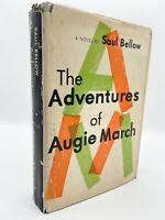 The Adventures of Augie March - FIRST EDITION - Saul BELLOW 1953