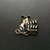 DCA - Clapboard Series Mickey California Retired Disney Pin 4261