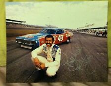 Richard Petty Autographed Photo, 7 time NASCAR Champion