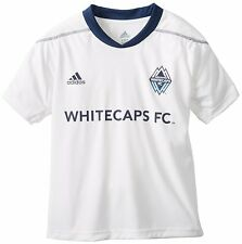 3f2a56052 (Youth Boys Kids) Adidas Performance MLS Vancouver Whitecaps Home Call Up  Jersey