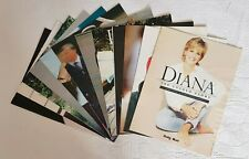 PRINCESS DIANA The Untold Story ~ Parts 1-12 Complete Set ~ Daily Mail