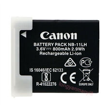 2x BATTERY 600mAh for Canon Powershot NB-11L PowerShot A2400 A2300 IS ACCU